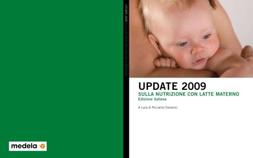 Update 2009 nutrizione con latte materno