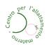 Logo centro allattamento smartphone